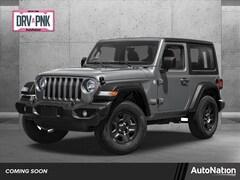 2021 Jeep Wrangler Sport SUV