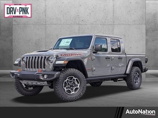 New 2021 Jeep Gladiator MOJAVE 4X4 Truck Crew Cab for sale nationwide