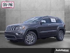 2021 Jeep Grand Cherokee LIMITED 4X4 SUV