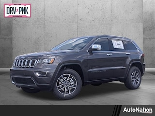 New 2021 Jeep Grand Cherokee LIMITED 4X4 SUV for sale nationwide