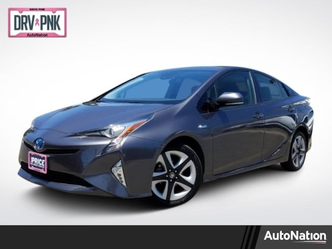 2016 Toyota Prius Three Touring 4dr Car