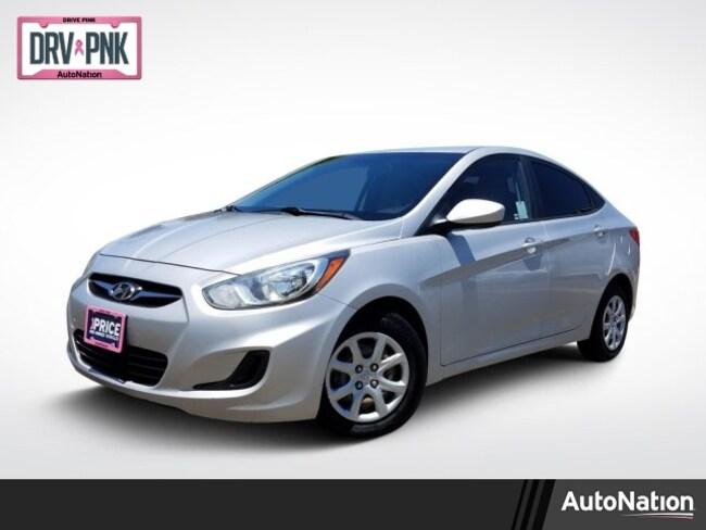 2013 Hyundai Accent GLS 4dr Car