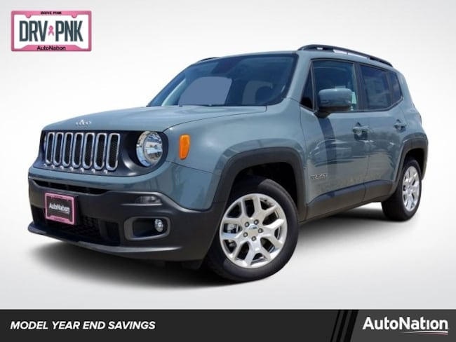 New 2018 Jeep Renegade For Sale Sport Utility Anvil