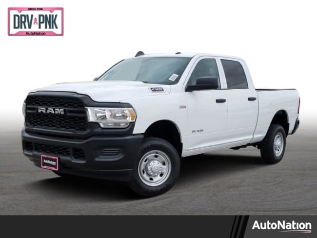 New 2019 Ram 2500 For Sale Crew Cab Pickup Bright White Clearcoat