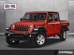 2021 Jeep Gladiator WILLYS SPORT 4X4 Truck Crew Cab