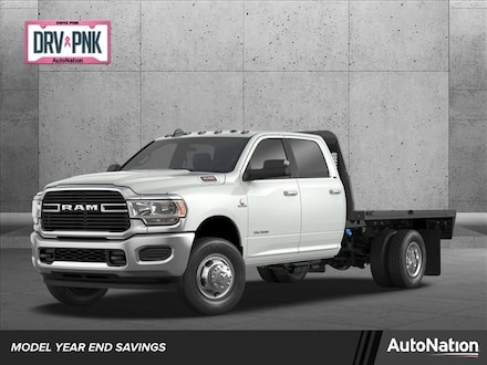 2020 Ram 3500 Chassis Cab 3500 TRADESMAN CREW CAB CHASSIS 4X2 60 CA Truck Crew Cab