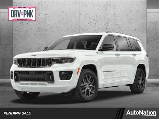 2021 Jeep Grand Cherokee L Summit SUV