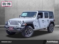 2021 Jeep Wrangler UNLIMITED SPORT S 4X4 SUV