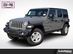 2019 Jeep Wrangler Unlimited Sport S Sport Utility