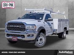2020 Ram 5500 Chassis Cab 5500 TRADESMAN CHASSIS REGULAR CAB 4X2 84 CA Truck Regular Cab