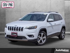 2021 Jeep Cherokee LIMITED FWD SUV