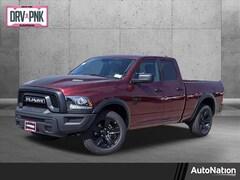 2021 Ram 1500 Classic WARLOCK QUAD CAB 4X4 6'4 BOX Truck Quad Cab