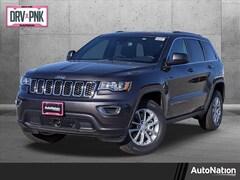 2021 Jeep Grand Cherokee LAREDO E 4X4 SUV
