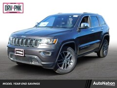 2018 Jeep Grand Cherokee Limited RWD SUV