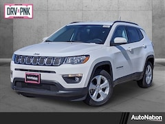 2021 Jeep Compass LATITUDE FWD SUV
