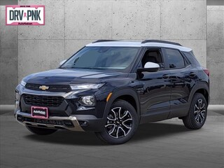 New 2021 Chevrolet Trailblazer Activ SUV for sale