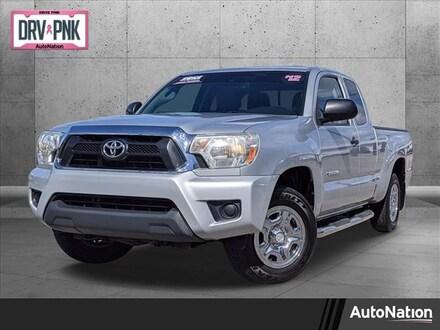 2012 Toyota Tacoma Truck Access Cab