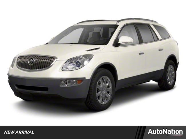 2010 Buick Enclave For Sale >> Used 2010 Buick Enclave For Sale Hollywood Fl Aj176077