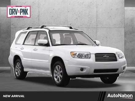 Featured used 2007 Subaru Forester X w/Premium Pkg SUV for sale in Cockeysville, MD