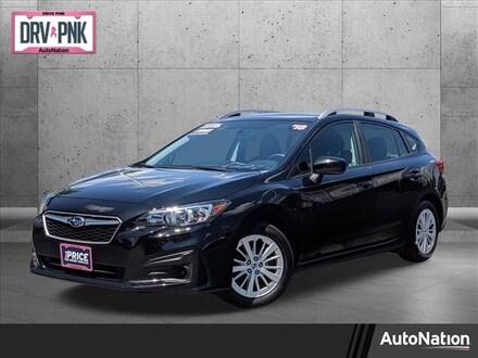 Featured used 2018 Subaru Impreza Premium 5-door for sale in Cockeysville, MD