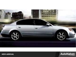 2002 Nissan Altima SE Sedan