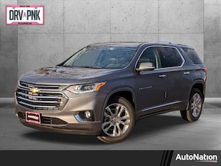 New 2021 Chevrolet Traverse High Country SUV for sale