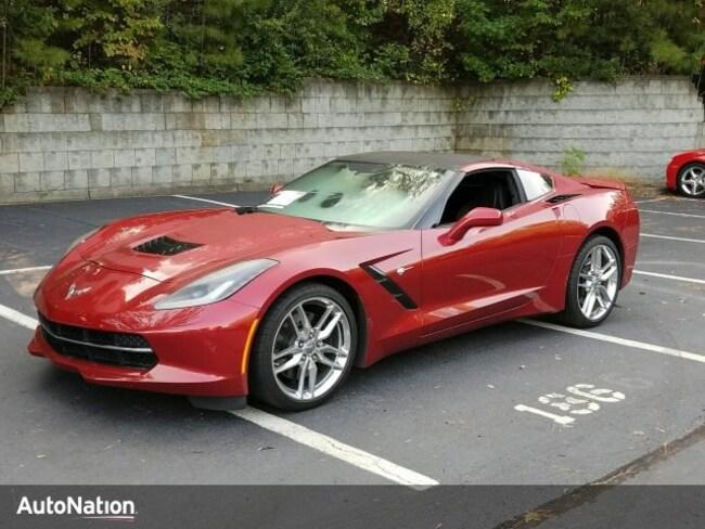 2014 Chevrolet Corvette Stingray Z51 3LT Coupe