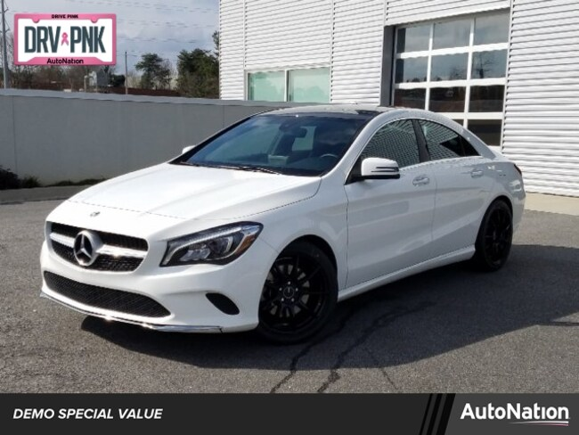Used 2018 Mercedes-Benz CLA 250 For Sale at AutoNation Ford