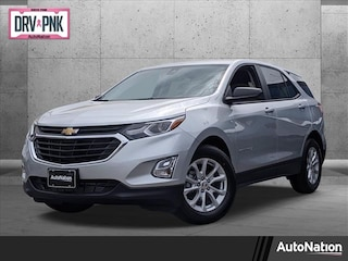 New 2021 Chevrolet Equinox LS SUV for sale in North Richland Hills