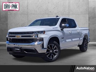 New 2021 Chevrolet Silverado 1500 LT Truck Crew Cab for sale in North Richland Hills