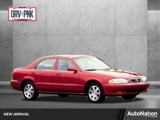 2001 Mazda 626 LX Sedan