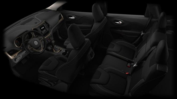 2016 Jeep Cherokee Interior Options Autonation Chrysler Jeep West