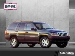 2001 Jeep Grand Cherokee Laredo Sport Utility