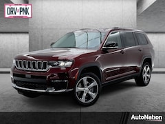 2021 Jeep Grand Cherokee L Limited Sport Utility