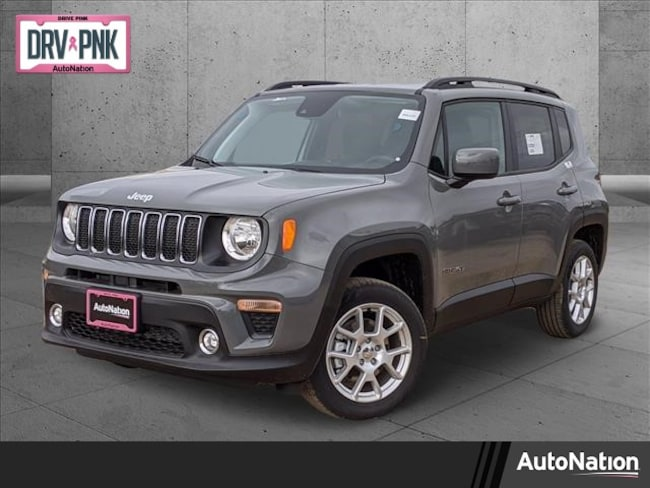 2021 Jeep Renegade LATITUDE 4X4 SUV