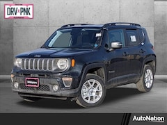 2021 Jeep Renegade LIMITED 4X4 SUV