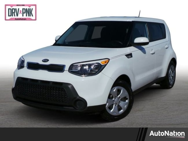 2014 Kia Soul Base 4dr Car