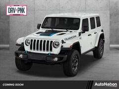 2021 Jeep Wrangler 4xe Unlimited Sahara SUV