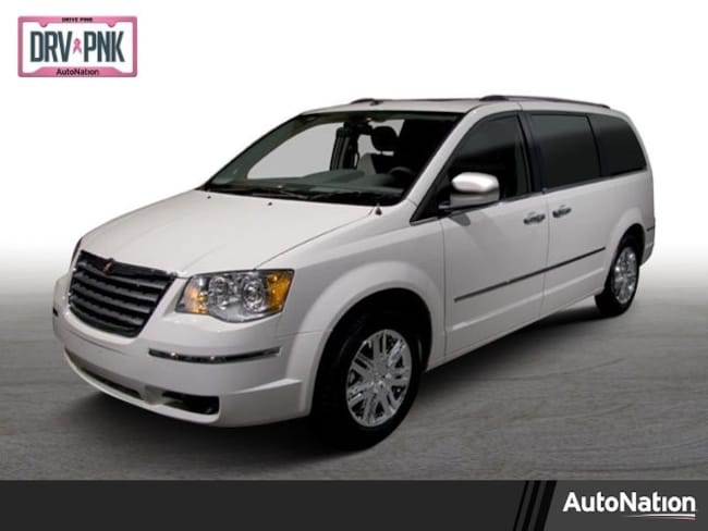 2010 Chrysler Town & Country Touring Mini-van Passenger
