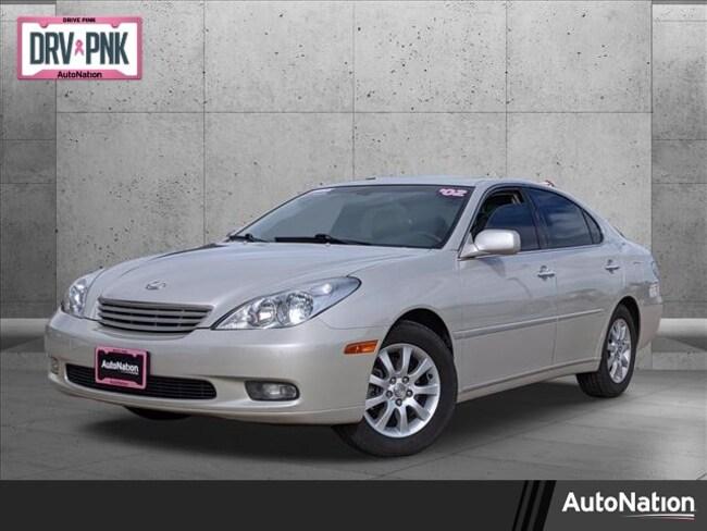 2002 LEXUS ES 300 4dr Car