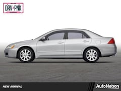2006 Honda Accord Sedan EX-L V6 4dr Car