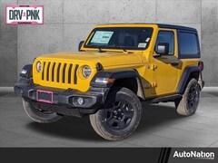 2021 Jeep Wrangler SPORT 4X4 SUV