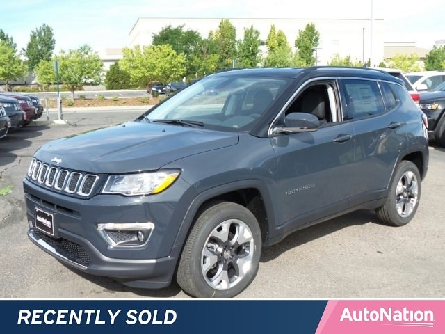 2018 Jeep Compass Limited 4x4 SUV