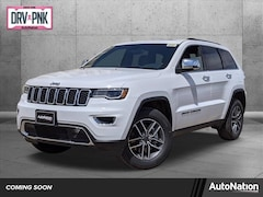 2021 Jeep Grand Cherokee LIMITED 4X4 SUV