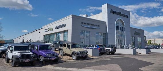 Jeep Dealership Near Me >> Autonation Chrysler Jeep Arapahoe