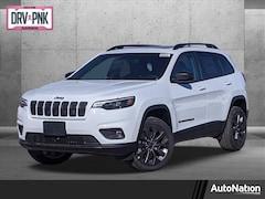 2021 Jeep Cherokee LATITUDE LUX 80TH ANNIVERSARY 4X4 SUV