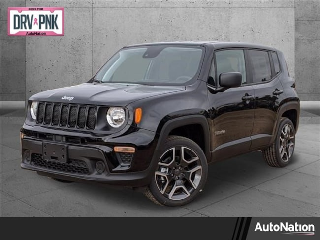2021 Jeep Renegade JEEPSTER 4X4 SUV