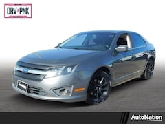 2012 Ford Fusion SEL 4dr Car