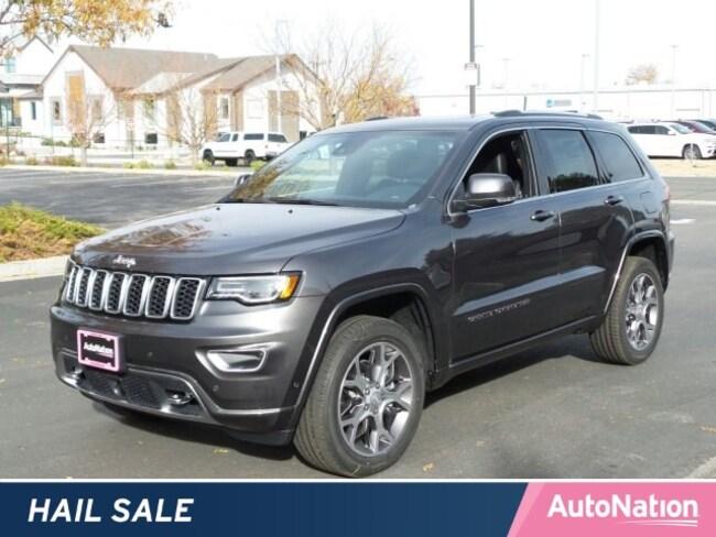 2018 Jeep Grand Cherokee Sterling Edition SUV