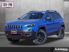 2021 Jeep Cherokee TRAILHAWK 4X4 SUV